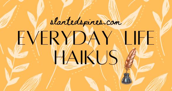 Everyday Life Haikus