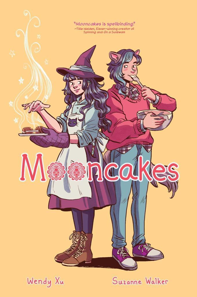 Mooncakes by Suzanne Walker and Wendy Xu