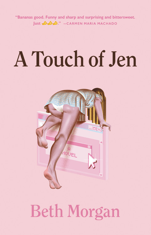 A Touch of Jen by Beth Morgan